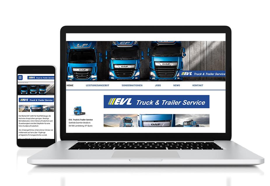 EVL Truck & Trailer Service